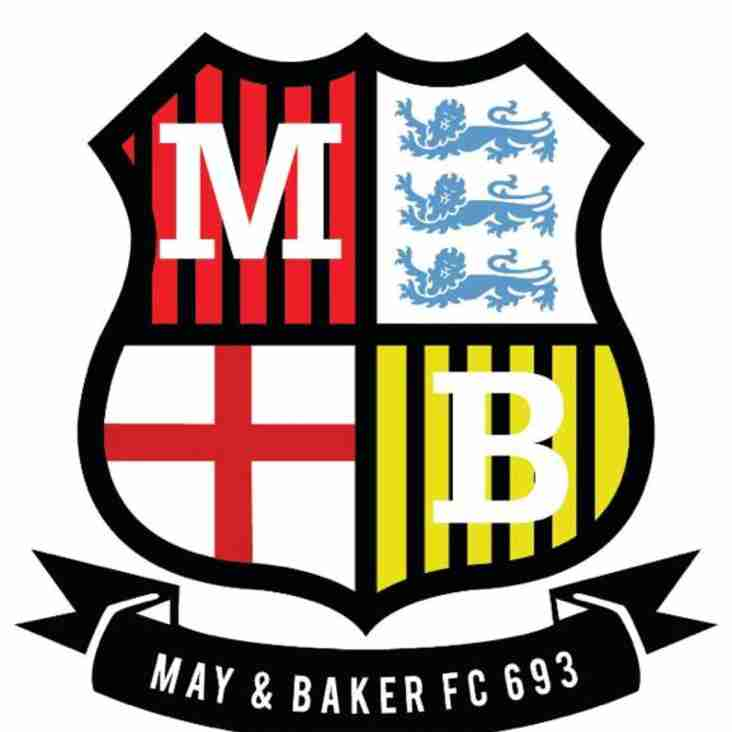 Bakers start the 2019/20 League campaign at Home to White Ensign