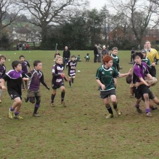 Exmouth U11's play well in a pulsating match against Sidmouth