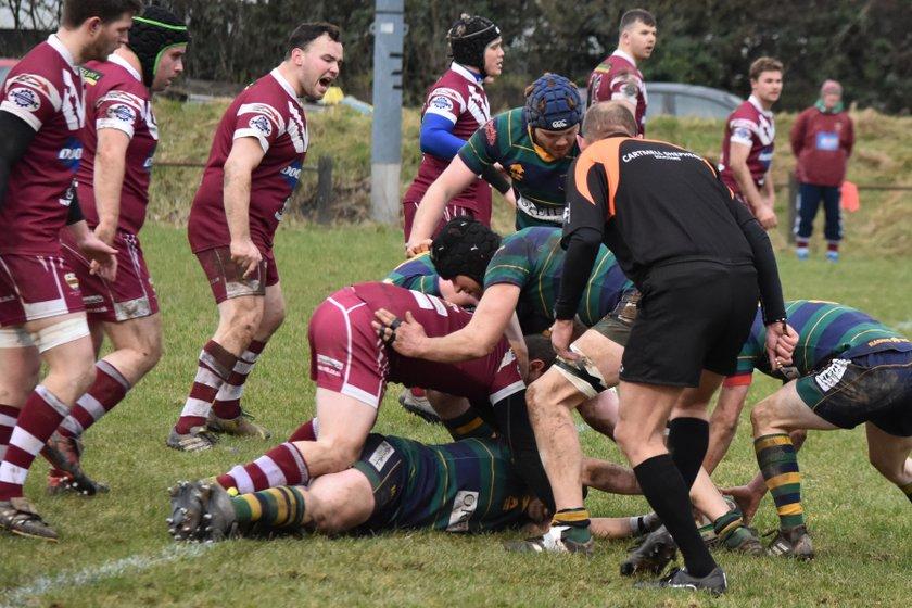 Keswick 41 v 7 Hawcoat Park  (Ben Challis)