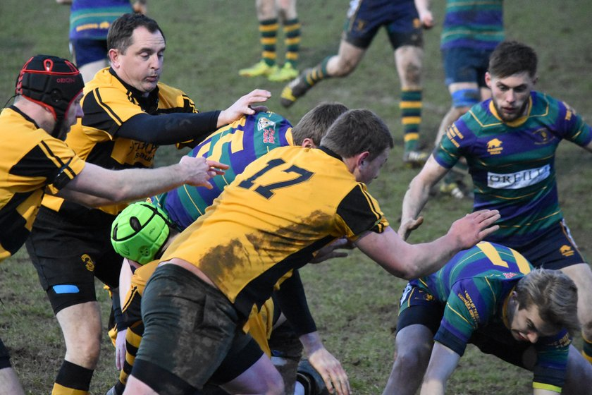 Keswick 2nds 41 v 14 Cockermouth 2nds  Photos by Ben Challis