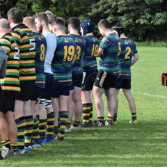 Keswick RFC 2nd XV 71 v 24 Littleborough RUFC 2nd  XV I Halbro NW League County Courier Services Division 2 North I Photos by Ben Challis