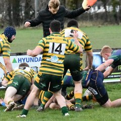 Keswick RFC 2nd XV 6 v 6 West Park RUFC 2nd XV I Halbro NW League County Courier Services Division 2 North I Photos by Ben Challis