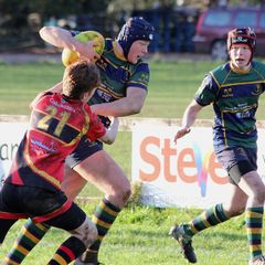 KESWICK RFC COLTS 43 v 5 ELLSMERE PORT COLTS I Halbro NW Colts League Junior C I Photos by Jocky Sanderson