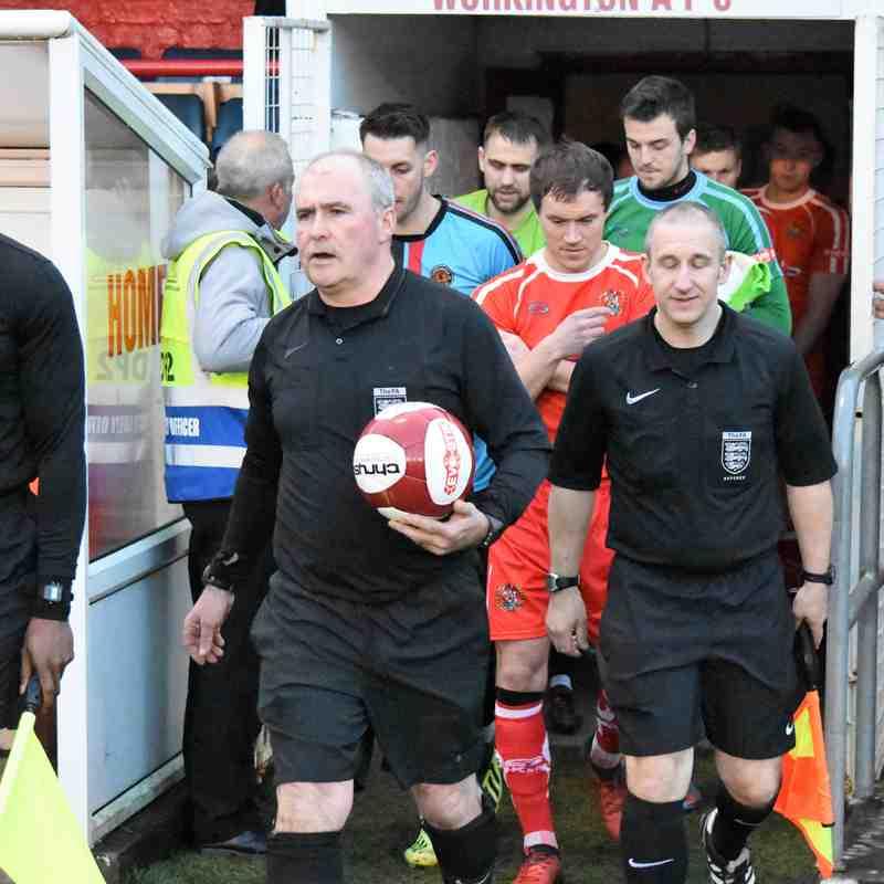 Workington AFC v. Mickleover Sports - Tue 3rd April 2019 (Ben Challis)