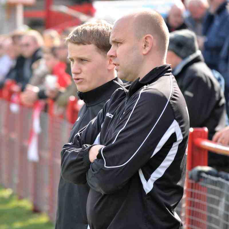 Workington AFC v Gainsborough Trinity FC - Sat 13th April (Ben Challis)