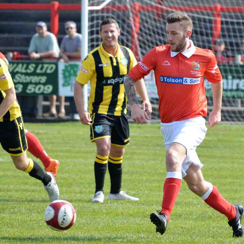 Workington AFC v. Lancaster City  22 April 2019 (Ben Challis)