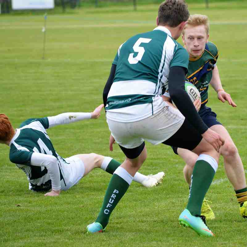 KESWICK COLTS END THEIR FABULOUS SEASON AS RUNNERS UP TO PENRITH IN THE U17s CUMBRIA COUNTY CUP I Photos by Ben Challis