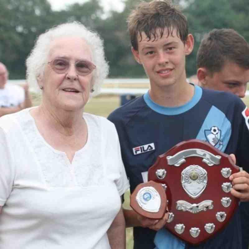2013 Shirley Westfield Trophy: HUFC v AFCB