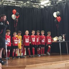 Betley FC End of Season Awards 2017/18