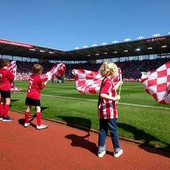 Betley FC Saxons - Teamlewis at Stoke City FC