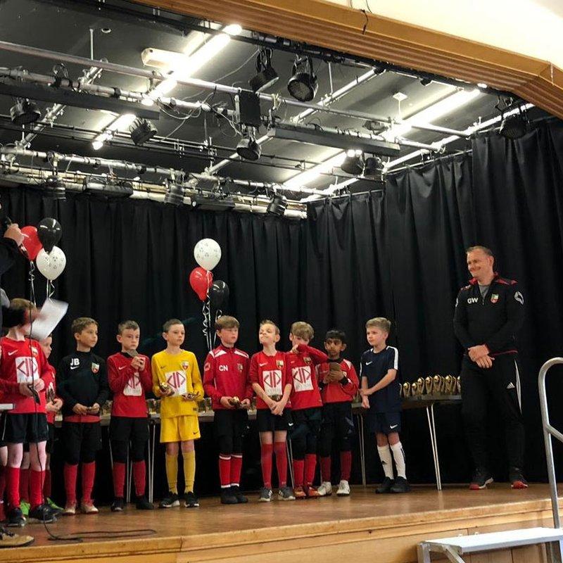 Betley FC Presentation Day 2019