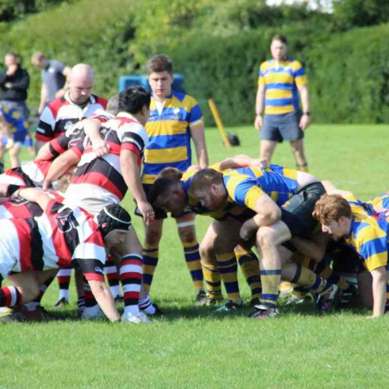 1st XV league v Old Paulines