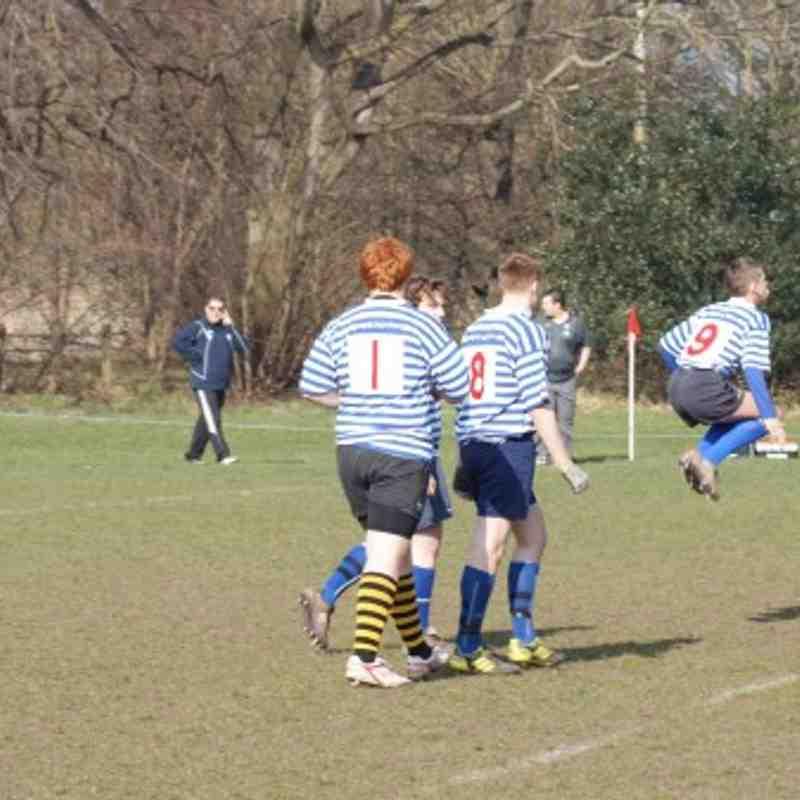 Mowden Park U 15s (A) v Blaydon 27/03/2011