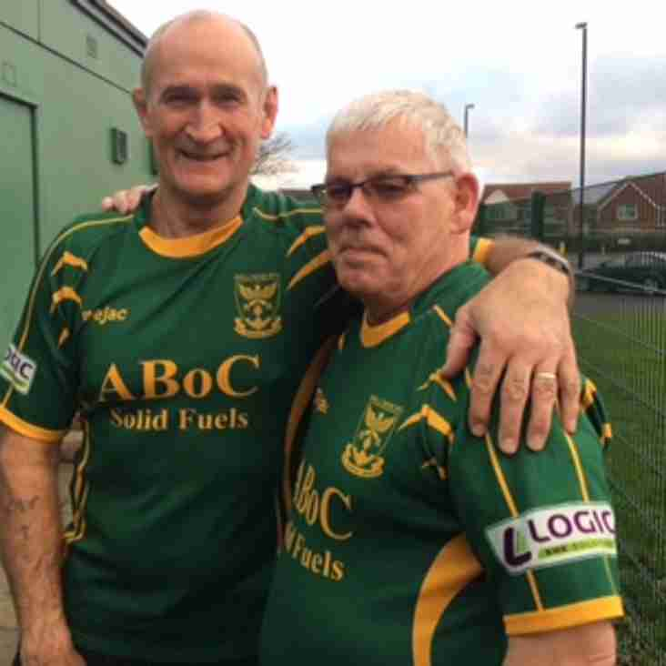 Wallsend Welcomes Club Sponsor to Ground
