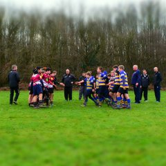 Kent U13 Waterfall Tournament Round 1 Old Elthamians B
