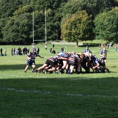U14s - October 2018 - Old Beccs Vs OEs