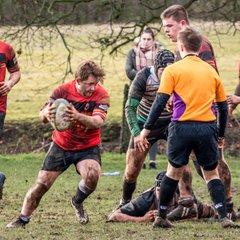 Crewe & Nantwich 2 V Broughton Park