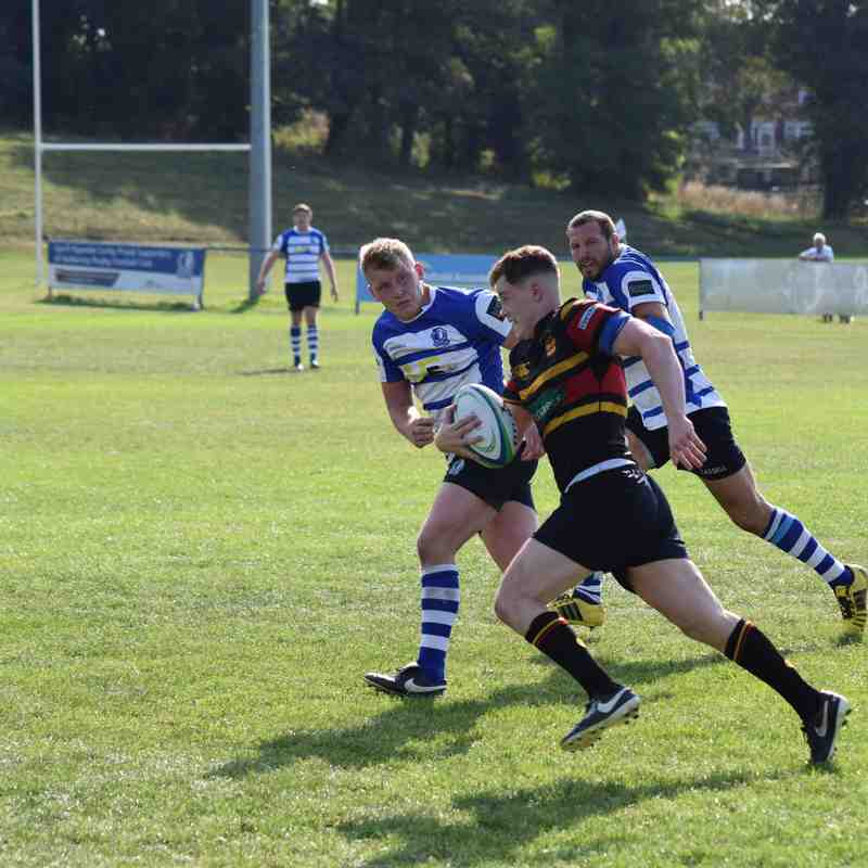 Kettering VS West Bridgford RFC- 01/09/2018