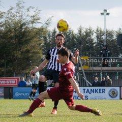 Corby Vs Welwyn Garden City (Home) - 13.04.19 - Match Photos