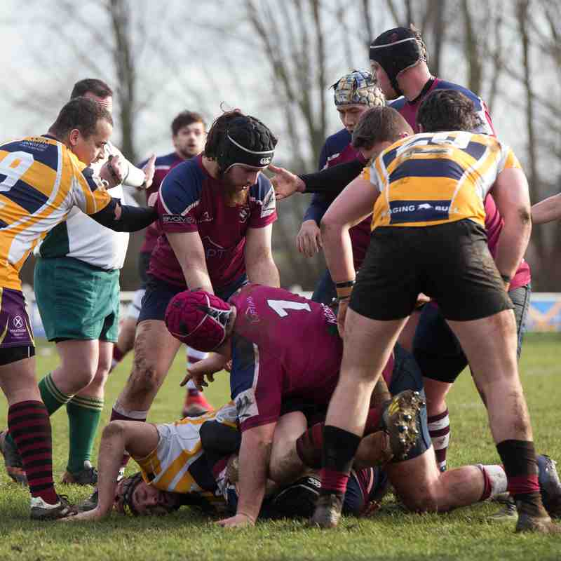 Bletchley vs Hungerford 9-2-19