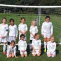 Clifton AW U9 Girls vs. Mansfield Town U9 Girls