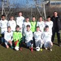 Clifton AW U12 Green vs. Priory Celtic U12