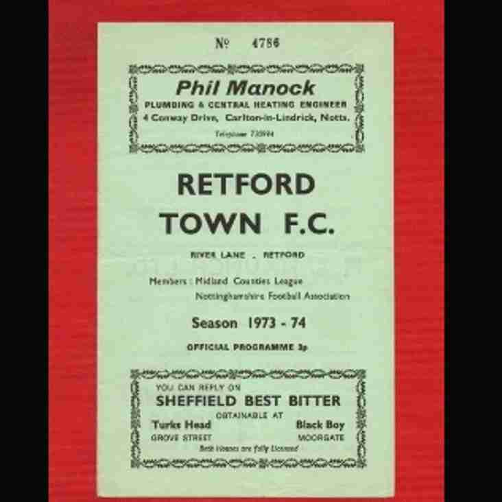 Part 9 - Another blank for the Clifton forward line - Retford 1 Clifton 0