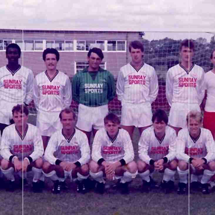 Notts Alliance 1983-84 Champions (Missing Names)