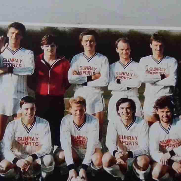 Clifton All Whites 1982 - Can You Name the Players