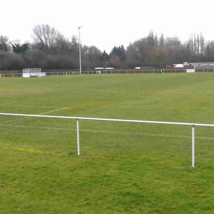 24th March 2018 Clifton All Whites v Aylestone Park Kick Off 3pm