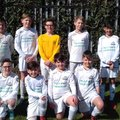 Under 12 Blue lose to Mansfield Athletic U12 1 - 2