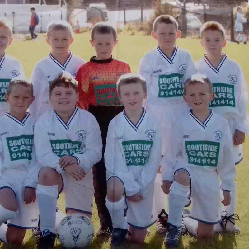 Clifton All Whites 2000 -