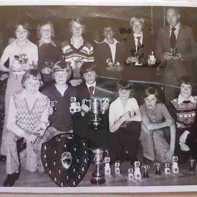 Trophy Nights & Memories