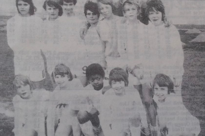 1973 Young Elizabethan League Junior Cup Winners