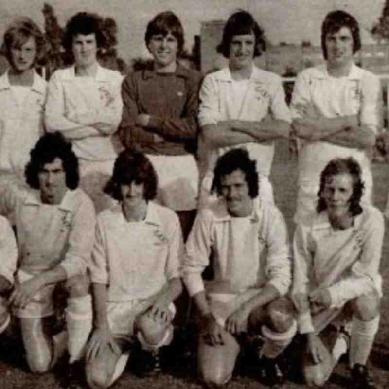 Clifton All Whites 1970-79
