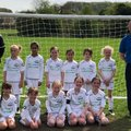 Clifton All Whites Girls U 10 vs. Lowdham Girls U 10
