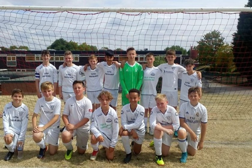Education FC 3-4 Clifton All Whites U14S