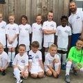 Under 9 Girls beat West Bridgford Colts U9 Girls 0 - 1