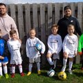 Arnold Town U7 Blue vs. Clifton All Whites U7