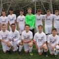 Education Under 14s  2-1  Clifton All Whites Under 4s