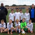 Under 11 Yellow lose to Mickleover Country Park U 11 4 - 3