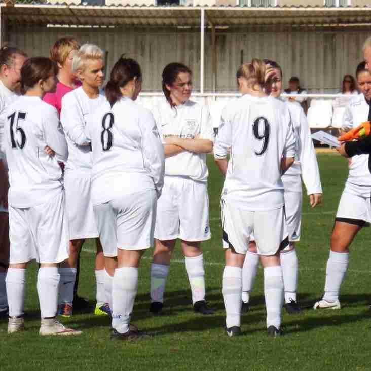 Clifton Ladies 1-5  Teversal Ladies