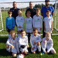 Radcliffe Olympic Inter U 9 Blue  5-4  Clifton AW U 9 Red