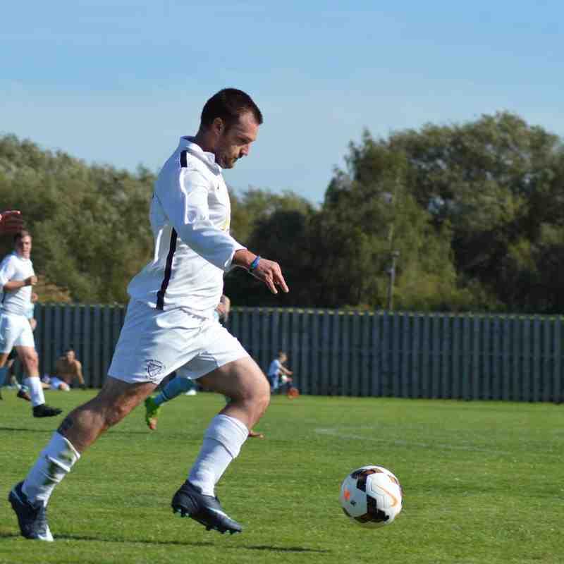 Clifton All Whites Development v Wollaton reserves 29 sept 2018
