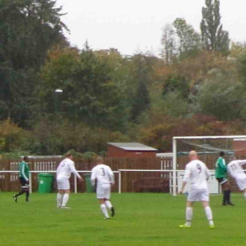 14/10/18 Clifton Vets 4-0 FC Cavaliers Vets