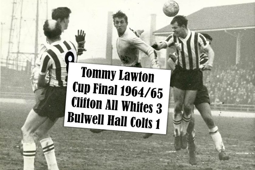 Part 20 - The 1965 Tommy Lawton Cup Final at Meadow Lane