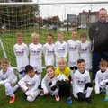 Lowdham Colts U8s  6-5.  Clifton AW U8s