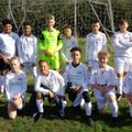 Clifton all whites U13 Red 2 -5  Willow Wonderers