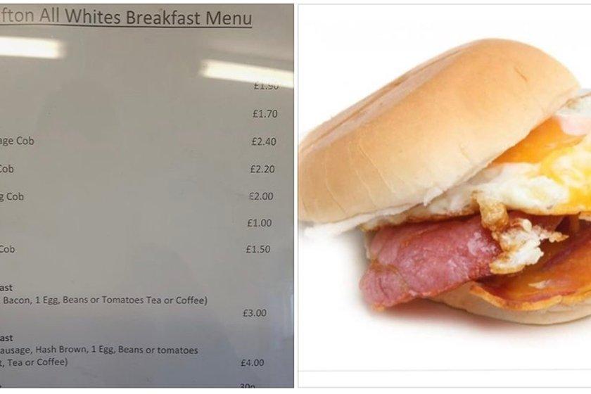 *** Breakfast Bar open Saturday Morning ***