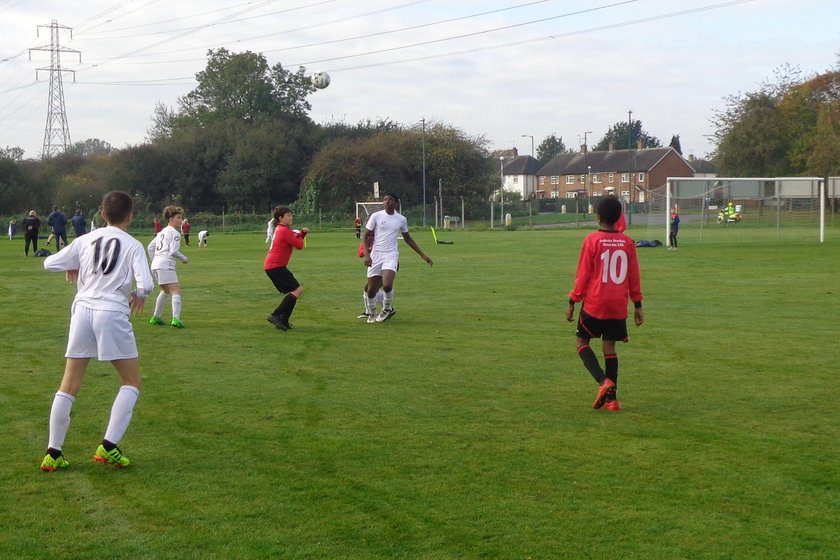 Clifton AW U13 Red   6-3   The Rossoneri